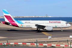 D-ABDP (GH@BHD) Tags: dabdp airbus a320 a320200 ew ewg eurowings ace gcrr arrecifeairport arrecife lanzarote airliner aircraft aviation