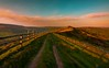 Down the ridge (Phil-Gregory) Tags: nice nikon d7200 tokina tokina1120mmatx 1120mmproatx11 wideangle ultrawide countrylife countryside colour color peakdistrict derbyshire uk scenicsnotjustlandscapes landscapes ngc path fence