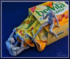 KunBelvita_8290 (bjarne.winkler) Tags: hikari sensei kun master light nothing better than belvita banana bread breakfast snack from nabisco