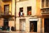 Tapizados (sbox) Tags: buildings architecture shops street spain malaga textures painterly declanod sbox españa