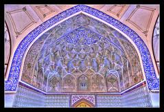 Bukhara UZ - Bolo Haouz Mosque 02 (Daniel Mennerich) Tags: silk road uzbekistan bukhara history architecture worldheritagesite bolohaouzmosque unesco