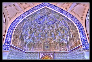 Bukhara UZ - Bolo Haouz Mosque 02