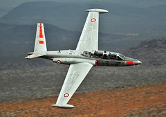 FOUGA MAGISER (Dafydd RJ Phillips) Tags: fouga magister jedi transition low level star wars canyon death valley rainbow california aviation
