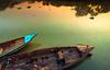 DSC_5355 (Rinathq) Tags: boats scenery landscape nikon colors bangladesh tones village river d7200 tokina wideangle topview