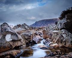 Buachaille Etive Mòr Waterfalls (_Shak_) Tags: ballachulish scotland scottishhighlands buachailleetivemor glencoe