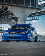 edited-11-2 (Achromaticz) Tags: zuumy dovaru queens new york photography automotive stance photos wrx bagged m3 bmw throngs neck bridge long island nikon lexus m2 cleanculture