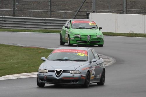 Alfa Romeo Championship - Silverstone 2018