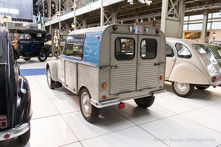 Citroën 2CV AZUL Week-End - 1963