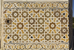 """Baby Taj"" Wall Pattern (Mike Legend) Tags: india agra itimad baby taj pietra dura inlay decoration patterns"