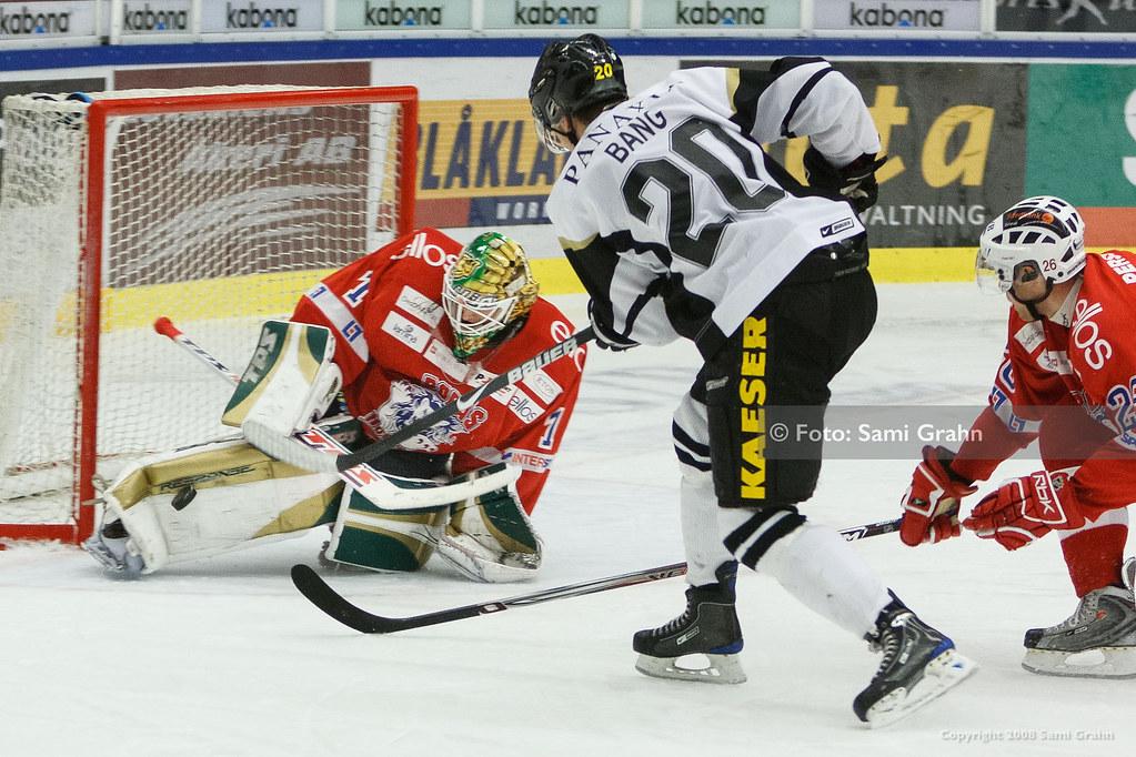 Elitserien 2008 12 27 3