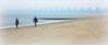 La plage et L'Oosterscheldekering (Barrage de l'Escaut oriental), Noord-Beveland, Kamperland, Nederland (claude lina) Tags: claudelina nederland hollande paysbas zeelande zeeland merdunord noordzee plage dune beach debanjaard kamperland noordbeveland plandelta oosterscheldekering barrage barragedelescautoriental