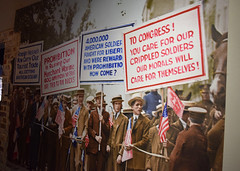 Mural Depicting Prohibition Protestors (RockN) Tags: men protesting against prohibition mural march2018 prohibitionmuseum savannah georgia