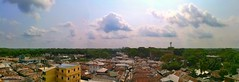 Nature with Little Urbanisation (Sagor's) Tags: huaweigr5 huaweigr huaweig552017 huawei naturephotography naturephoto naturalphotography nature naturalphoto bd bangladesh colors color colour sky sun sunlight sunny sunray ray clouds cloud cloudysky tin pan panorama wideangle wide