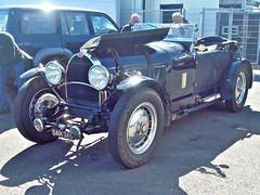 179 Bugatti T50 (1937) (robertknight16) Tags: bugatti 1930s france t50 sportscar vscc silverstone dar349