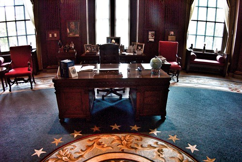 Jefferson City - Missouri - Governors Office - May be visited