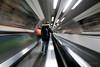 More Journeys into time - Bank Station (Luke Agbaimoni (last rounds)) Tags: london londonunderground londontube escalator timetravel