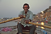 Old Man River (Just Call Me Dave) Tags: people india gangesriver ef2470mmf28liiusm varanasi boat water river boatman