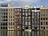 Canal Houses (RobertLx) Tags: canal house amsterdam architecture netherlands water europe city repetition reflection vertical narrow window geometric building