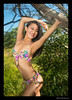 Candice (madmarv00) Tags: d600 nikon asian bikini girl hawaii kaiwishoreline kylenishiokacom model oahu outdoor woman tree bushes portrait