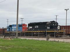 20180415_IC_IL_Madison_StateSt (gatewayrail) Tags: railfan railroad trains grandtrunk gt operationlifesaver ic illinoiscentral
