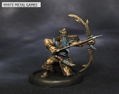 Kenan of Carn Dinas, Bow-Drune (whitemetalgames.com) Tags: gold level kenanofcarndinas bowdrune knútrofvíkin skipariofhrafnenonfoot knutr vikin bow drune mierce miniatures darklands 77001 20002 77146 skeletal archers spearmen archer spear men mummy warrior warriors reaper reaperminis reaperminiatures pathfinder dnd dd dungeons dragons dungeonsanddragons 35 5e whitemetalgames wmg white metal games painting painted paint commission commissions service services svc raleigh knightdale knight dale northcarolina north carolina nc hobby hobbyist hobbies mini miniature minis tabletop rpg roleplayinggame rng warmongers