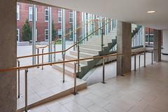 Staircase 02 (Michael Muraz Photography) Tags: 2016 canada gta northamerica on ontario sac standrewscollege toronto world architecture aurora building college commercial highschool interior interiordesign ca