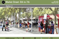 better market street project: renderings (citymaus) Tags: better market street project renderings rendering graphicdesign st sanfrancisco urban design urbanplanning publicspace transportation transit seating muni buses streetcar
