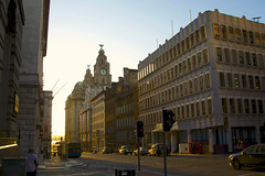 Water Street (TERRY KEARNEY) Tags: orielchambersliverpool liverbuildingsliverpool sunset architecture buildingsarchitecture buildings buildingstructure georgianarchitecture canoneos1dmarkiv daylight day explore europe england flickr kearney skyline landscape liverpool merseyside oneterry outdoor people road street terrykearney cars vehicle urban 2018 peterellisarchitect peterellis building city cityscape intersection sky car window