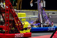 IMG_7760 (holytrinityrobotics) Tags: oakville omgrobots light event coverage robot robotics hersheyscentre gold mechanical electrical pneumatics onchampsfrc first firstcanada frc ontario tronic titans