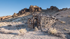 Peavine Ranch (joeqc) Tags: nv nevada oncewashome xe3 xf1024f4r nye county adobe abandoned forgotten west fuji ranch desert