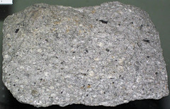 Hornblende dacite (Quaternary; Lassen Peak, California, USA) (James St. John) Tags: lassen volcano dacite quaternary california lava