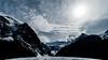 Lake Louise, Banff NP no. 3 // made Flickr Explore! (dp | fotographic) Tags: lakelouise rockymountains mountains sky albertasky clouds sun uppervictoriaglacier bigbeehive mtwhite mtniblock mtvictoria mtfairview banff banffnationalpark ice frozen spring winter glacier canadianrockies alberta travelalberta