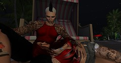 Flame n Me_03 (rebeloutkast) Tags: secondlife tattoo avatar