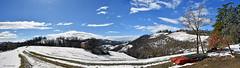 E la neve svanisce ....... (Explore 19 marzo 2018) (Paolo Bonassin) Tags: italy emiliaromagna zolapredosa zolapredosaviapredosa neve snow