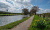 Walking the Daresbury Perimeter.... (joanjbberry) Tags: daresbury daresburylaboratory fujifilmxt2 xt2 spring bridgewatercanal water waterways canal trees