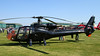N505HA Aerospatiale SA-341G Gazelle (BIKEPILOT, Thx for + 4,000,000 views) Tags: n505ha aerospatiale sa341g gazelle gazelle50thanniversary middlewallop hampshire aac armyaircorps britisharmy uk britain england helicopter aircraft flight flying rotary black