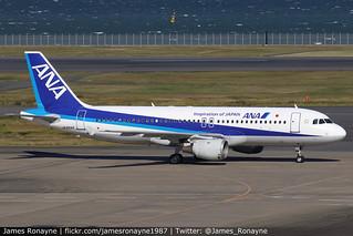 JA8946   Airbus A320-211   All Nippon Airways