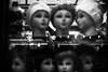 Faces 195.365 (ewitsoe) Tags: halebanacha warsawa poland warsaw monochrome canon eos6dii street city window reflection store heads stores wig shop ewitsoe bnw blackandwhite