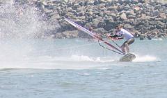 Windsurf à La Franqui (SMartine ♫♫) Tags: martinesodaigui mondialduvent2018 leucate lafranqui aude 11 languedocroussillon occitanie windsurf