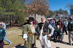 Jamestown Military Through the Ages (michael_orr25) Tags: jamestownsettlement jamestown virginia military reenactors nikond7500 tamron18400f3563diiivchld history