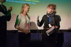 Die Jury der Jungen vergibt den Kurzfilmpreis der Stadt Regensburg.