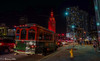 At night. (Aglez the city guy ☺) Tags: nitephotografy walkingaround walking urbanexploration outdoors building architecture freedomtower bayfrontpark colors cityscapes city miamicity downtownmiami