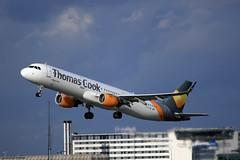 Thomas Cook G-TCDK J78A1506 (M0JRA) Tags: thomas cook gtcdk manchester airport planes flying jets biz aircraft pilot sky clouds runways