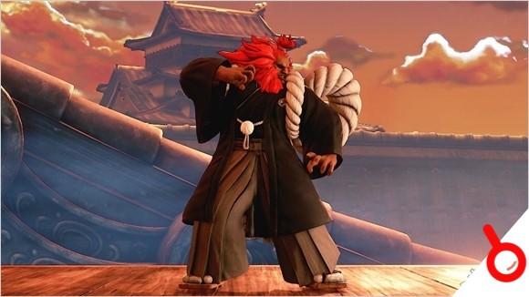 《街霸5:街機版》Capcom Pro Tour服裝DLC4月4日推出