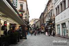Bucharest Old Town