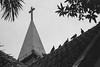 (Cak Bowo) Tags: church gereja architecture arsitektur surabaya eastjava indonesia nikon d80 nikond80 nikkorafs1870mmf3545gifeddx dslr digital bw snapshot