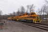 Into Riker (Dan A. Davis) Tags: bprr buffalopittsburgh freighttrain locomotive train railroad bp geneseewyoming gwrrgw punxsutawney rikeryard pa pennsylvania sd70m2 sd402 sd452 sd45 sd403