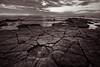 Cracked (scottdavenportphoto) Tags: california cloud gray hazy landscape mar nature northamerica ocean overcast rock sandiego sea seascape sky sunset sunsetcliffs unitedstates water weather us