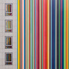 in simple colors (yushimoto_02 [christian]) Tags: stripes facade lines colours window ladefense architecture moretti paris