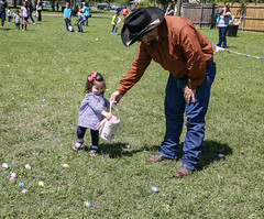 LRC Easter Egg Hunt 2018 (City of College Station) Tags: lincoln recreation center youth easter egg hunt spring bunny wa tarrow park face painting charity clown train